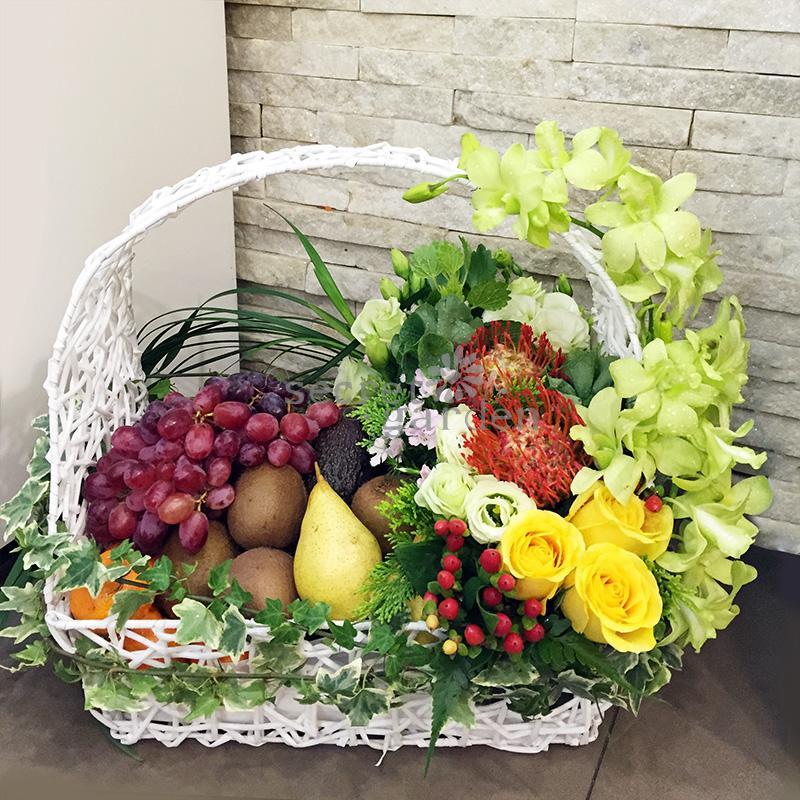 Get well soon flowers - Secret Garden