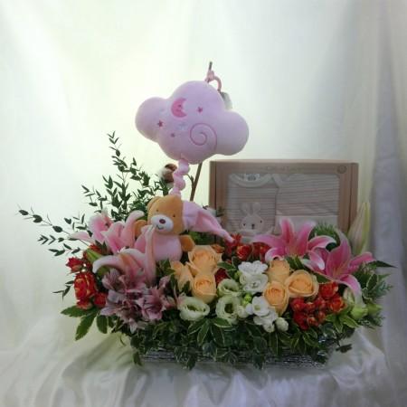 New born gift flower secret garden s7 negle Images