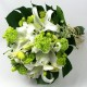 HB15003 - White Lilies Naturist