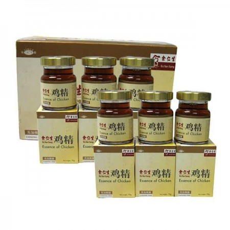 Eu Yan Sang Essence of Chicken (6 btls)